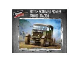 Military Vehicles  - 1:35 - Thunder Models - thu35204 | Toms Modelautos
