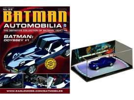 Batman  - blue - 1:43 - Magazine Models - magBAT-63 | Tom's Modelauto's