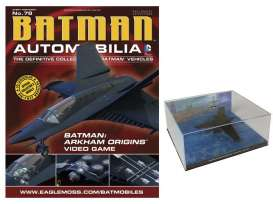 Batman  - black - 1:43 - Magazine Models - BAT078 - magBAT078 | Toms Modelautos