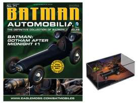 Batman  - black - 1:43 - Magazine Models - BAT071 - magBAT071 | Toms Modelautos