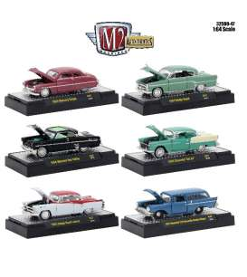 Assortment/ Mix  - various - 1:64 - M2 Machines - 32500-47 - M2-32500-47 | Tom's Modelauto's