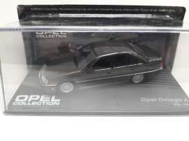 Opel  - Omega grey - 1:43 - Magazine Models - Ope111 - MagOpe111 | Toms Modelautos
