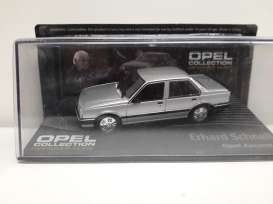 Opel  - Ascona C 1982 silver - 1:43 - Magazine Models - Ope127 - MagOpe127 | Toms Modelautos