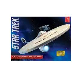 Star Trek  - Enterprise  - 1:537 - AMT - s1080 - amts1080 | Toms Modelautos