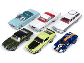 Assortment/ Mix  - various - 1:64 - Auto World - 64192B - AW64192B | Tom's Modelauto's