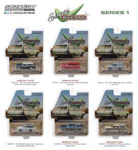 Assortment/ Mix  - various - 1:64 - GreenLight - 29910 - gl29910 | Tom's Modelauto's