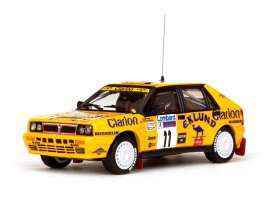 Lancia  - 1989 yellow - 1:43 - Vitesse SunStar - 42418 - vss42418 | Tom's Modelauto's