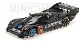Porsche  - 962C 1986 black - 1:18 - Minichamps - 155866501 - mc155866501 | Tom's Modelauto's
