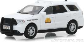Dodge  - Durango 2017 white - 1:64 - GreenLight - 42860E - gl42860E | Tom's Modelauto's