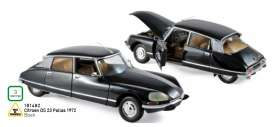 Citroen  - DS 23 Pallas 1972 black - 1:18 - Norev - 181482 - nor181482 | Tom's Modelauto's