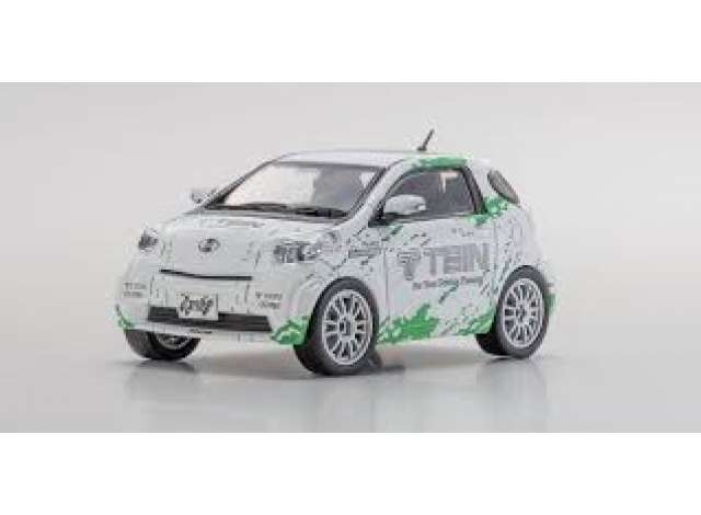 1:43 J-Collection Toyota IQ Tein Version 2011 white//green