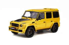 Brabus  - 850 2016 yellow - 1:18 - GT Spirit - 196 - GT196 | Tom's Modelauto's