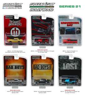 Assortment/ Mix  - various - 1:64 - GreenLight - 44810 - gl44810 | Tom's Modelauto's