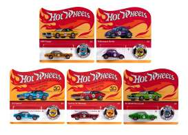 Assortment/ Mix  - various - 1:64 - Hotwheels - FXT83 - hwmvFTX83-965A | Toms Modelautos