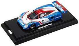 Nissan  - 1989 blue/white/red - 1:64 - Kyosho - 6431C - kyo6431C | Tom's Modelauto's