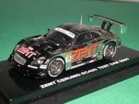 Lexus  - chrome/black - 1:64 - Kyosho - 6561D - kyo6561D | Tom's Modelauto's