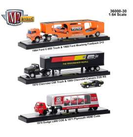Assortment/ Mix  - Various - 1:64 - M2 Machines - 36000-30 - m2-36000-30 | Tom's Modelauto's