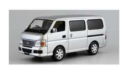 Nissan  - Caravan E25 silver - 1:43 - J Collection - jc80001SL | Toms Modelautos