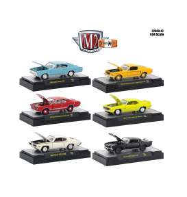 Assortment/ Mix  - various - 1:64 - M2 Machines - 32600-42 - M2-32600-42 | Tom's Modelauto's