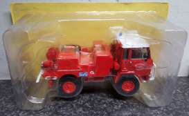 Iveco  - Unic 75PC red - 1:43 - Magazine Models - magfire43 | Toms Modelautos