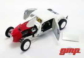 So-Cal  - Salt Flat Coupe 1934 white/red - 1:18 - GMP - GMP18902 - gmp18902 | Toms Modelautos