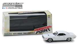 Dodge  - Challenger 1970 white - 1:43 - GreenLight - 86545 - gl86545 | Tom's Modelauto's
