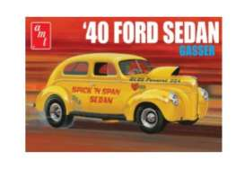Ford  - Sedan 1940  - 1:25 - AMT - s1088 - amts1088 | Tom's Modelauto's