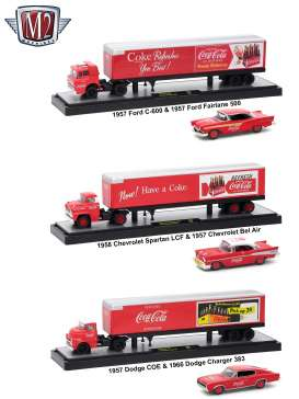 Assortment/ Mix  - various - 1:64 - M2 Machines - 56000-50B01 - M2-56000-50B01 | Tom's Modelauto's