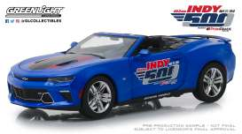 Chevrolet  - Camaro 2018  - 1:24 - GreenLight - 18248 - gl18248 | Tom's Modelauto's