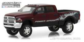 Ram  - 2500 2016 red - 1:64 - GreenLight - 29981 - gl29981 | Tom's Modelauto's