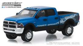 Ram  - 2500 2016 blue - 1:64 - GreenLight - 29983 - gl29983 | Tom's Modelauto's