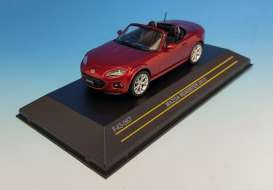 Mazda  - 2013 copper red mica - 1:43 - First 43 - F43-067 | Tom's Modelauto's
