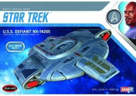 Star Trek  - U.S.S. Defiant NX-74205  - 1:1000 - Polar Lights - 0952 - plls0952 | Toms Modelautos
