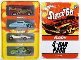 Assortment/ Mix  - 1:64 - Hotwheels - L8370 - hwmvL8370 | Tom's Modelauto's