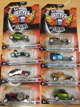 Assortment/ Mix  - various - 1:64 - Hotwheels - L3034-999A - hwmvL3034-999A | Tom's Modelauto's