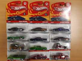 Assortment/ Mix  - various - 1:64 - Hotwheels - L1684-996BA3 - hwmvL1684-996BA3 | Tom's Modelauto's