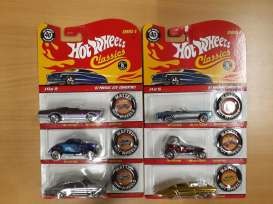 Assortment/ Mix  - various - 1:64 - Hotwheels - L8363-999C - hwmvL8363-999C | Tom's Modelauto's