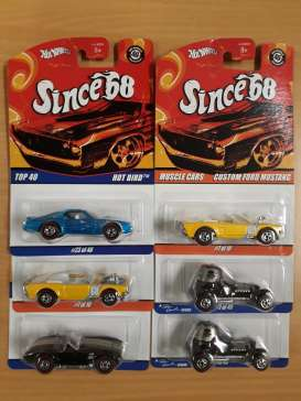 Assortment/ Mix  - various - 1:64 - Hotwheels - K8721-999EA - hwmvK8721EA-2 | Tom's Modelauto's