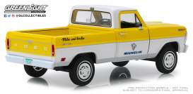 Ford  - F-100 1968 yellow/white - 1:24 - GreenLight - 85023 - gl85023 | Tom's Modelauto's