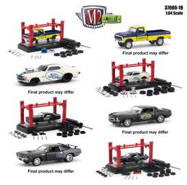 Assortment/ Mix  - various - 1:64 - M2 Machines - 37000-19 - M2-37000-19 | Tom's Modelauto's