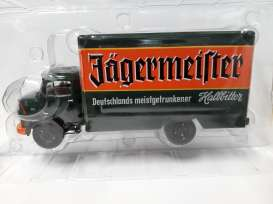 Mercedes Benz  - 911 green/orange - 1:43 - Magazine Models - magTRUjager | Tom's Modelauto's