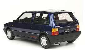 Fiat  - Uno Turbo blue - 1:18 - Top Marques - TM02E - TM02E-1 | Toms Modelautos