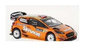 Ford  - Fiesta 2018 orange - 1:43 - IXO Models - ram670 - ixram670 | Tom's Modelauto's