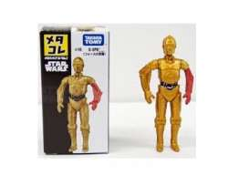 Star Wars  - #16 C-3PO  - Tomica - 860921 - to860921 | Tom's Modelauto's