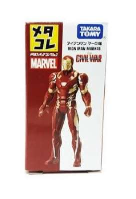 Marvel  - Iron Man  - Tomica - 869726 - to869726 | Tom's Modelauto's