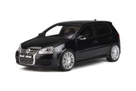 Volkswagen  - Golf R32 2005 black - 1:18 - OttOmobile Miniatures - 581 - otto581 | Tom's Modelauto's