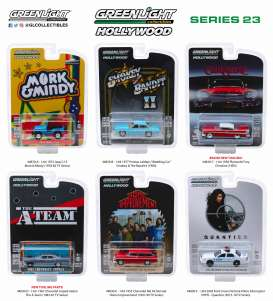 Assortment/ Mix  - various - 1:64 - GreenLight - 44830 - gl44830 | Tom's Modelauto's