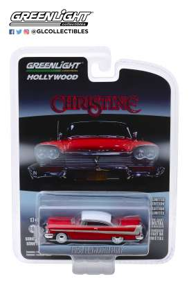 Plymouth  - Fury 1958  - 1:64 - GreenLight - 44830C - gl44830C | Tom's Modelauto's