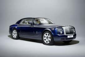 Rolls Royce  - Phantom Coupe 2012 peacock blue - 1:18 - Kyosho - 8861pbl - kyo8861pbl | Toms Modelautos