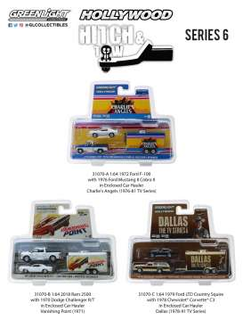 Assortment/ Mix  - various - 1:64 - GreenLight - 31070 - gl31070 | Tom's Modelauto's